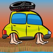 Bay Car Game icon