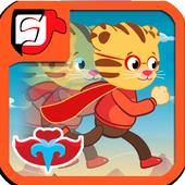 Super Daniel Tiger Jungle Run icon