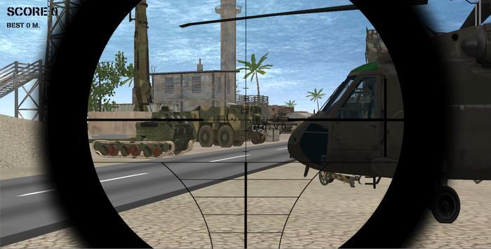 Tireur Warfare 2016 apk screenshot