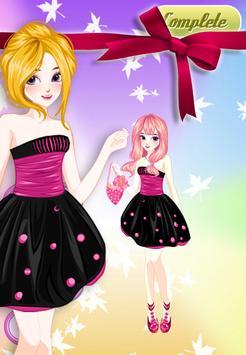 Fairy Princess Dress Up Girls poster