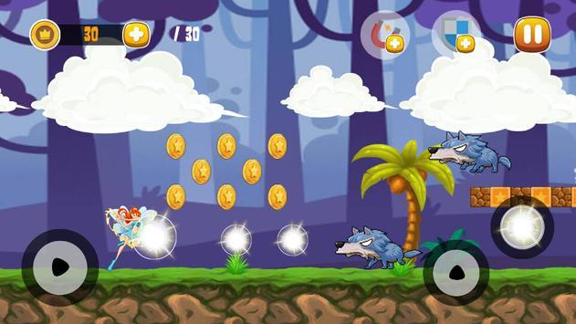 Fairy Winx Miracle Adventure screenshot 10