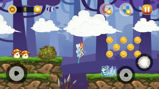 Fairy Winx Miracle Adventure screenshot 2