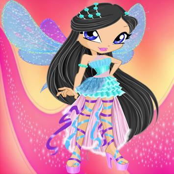 Fairy Wanda Winx Adventure poster