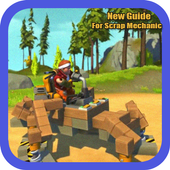 New Guide For Scrap Mechanic icon