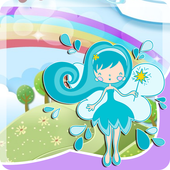 Fairy games for girls free icon
