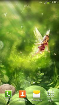 Fairy Live Wallpaper apk screenshot