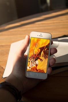 Fairy Natsu HD Wallpaper screenshot 5