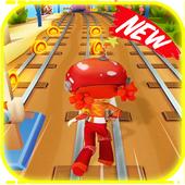 Subway Fairy Adventure Game icon