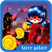 Temple Miraculous Ladybug Run icon