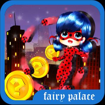 Temple Miraculous Ladybug Run apk screenshot