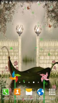 Fairy Worlds Live Wallpaper screenshot 1