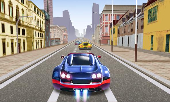 Racing In Speed Car screenshot 2