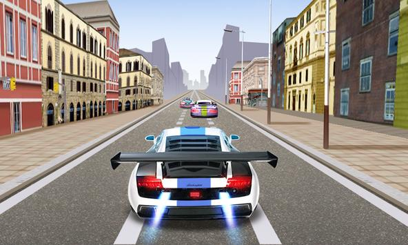 Racing In Speed Car screenshot 3
