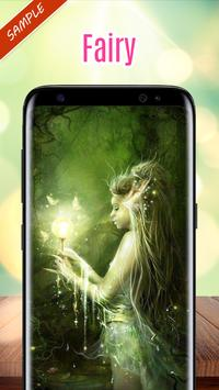Fairy Wallpaper screenshot 6