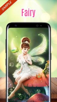 Fairy Wallpaper screenshot 9
