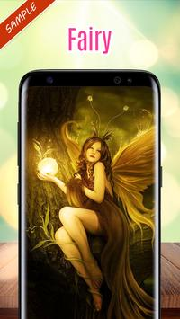 Fairy Wallpaper screenshot 11