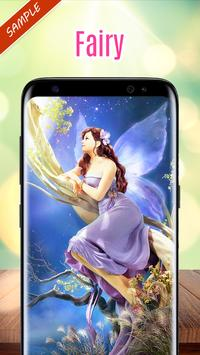 Fairy Wallpaper screenshot 12