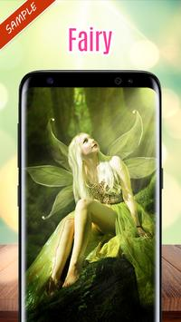 Fairy Wallpaper screenshot 2