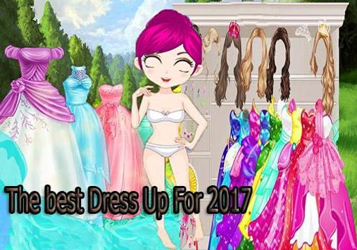 Fairytale Dress Up Game apk screenshot