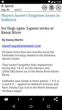 Fairbanks Daily News-Miner screenshot 3