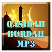 Qasidah burdah mp3 icon