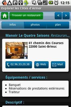 Explorer les Côtes d'Armor screenshot 5