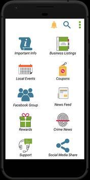 Local Neighbourhood App screenshot 1