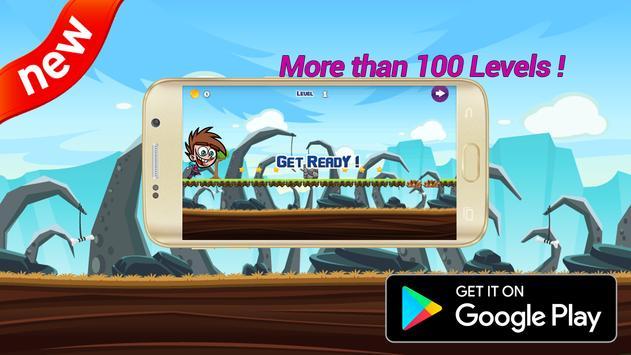 Fairly Odd Jungle Run apk screenshot