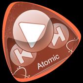 Atomic Best Music Theme icon