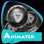 Grunge metal Best Music Theme icon