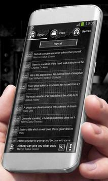 Grunge metal Best Music Theme apk screenshot