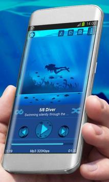 Diver Music Theme poster