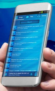 Diver Music Theme apk screenshot