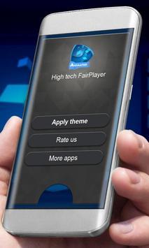 High tech Best Music Theme apk screenshot