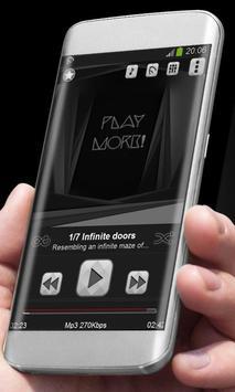 Infinite doors Player Skin poster