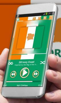 Ivory Coast Best Music Theme apk screenshot