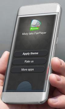 Misty lake Best Music Theme apk screenshot