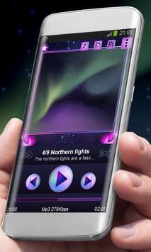 Northern lights Best Music poster