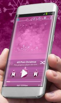 Pink Christmas Best Music poster