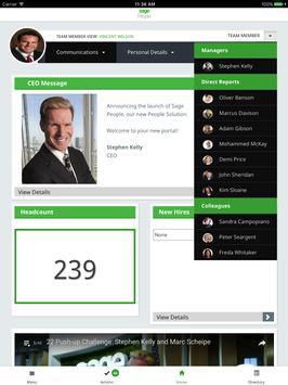 Sage People screenshot 5