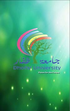 Dhofar University poster