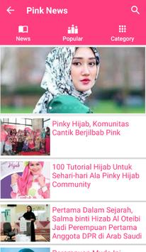 Pink Fame screenshot 1