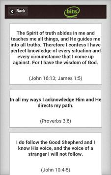 Faith Confession screenshot 2