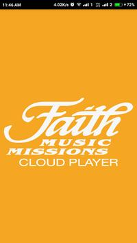 Faith Music Missions poster