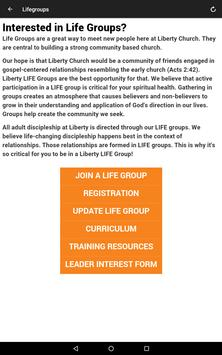 Liberty Church screenshot 14
