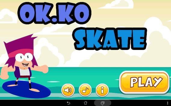 Ko Skate Lakewood poster
