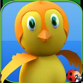 Farm Bird Run icon