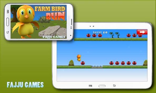 Farm Bird Run screenshot 3