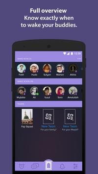 Team Fajr WakeUp screenshot 4