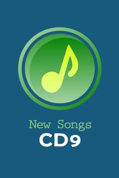CD9 New Songs poster